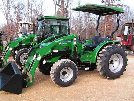 Montana 4940 | Tractor & Construction Plant Wiki | Fandom ...