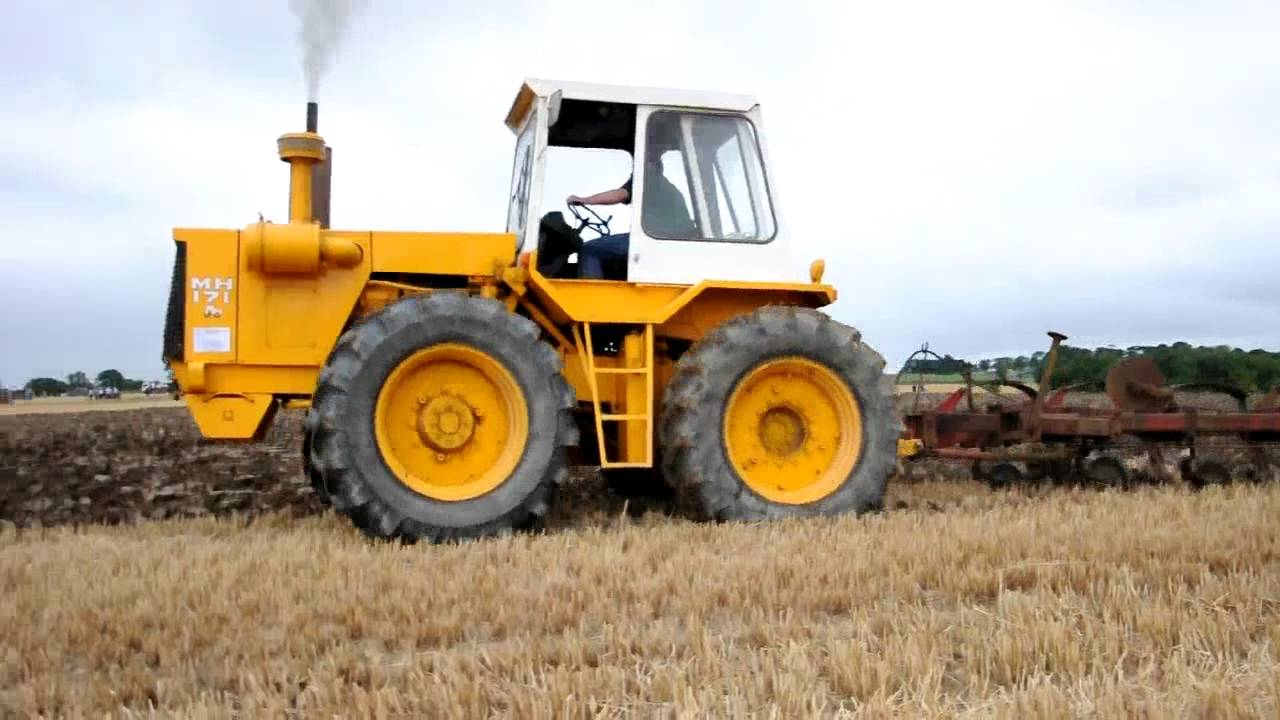 muir hill tractor