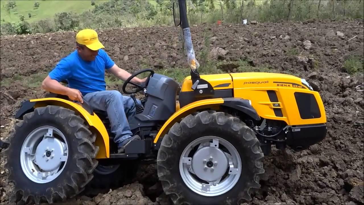 pasquali tractor