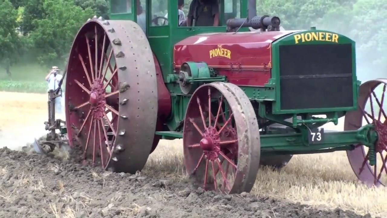 pioneer tractor tractor
