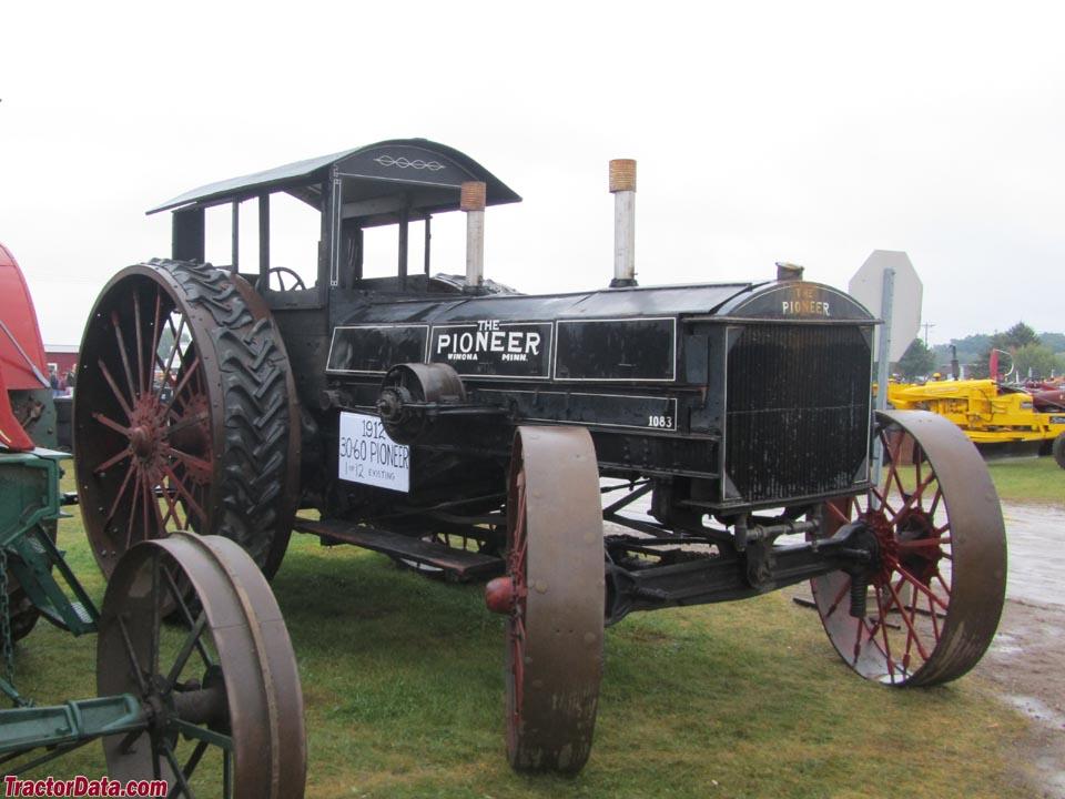 TractorData.com Pioneer Tractor 30 tractor photos information