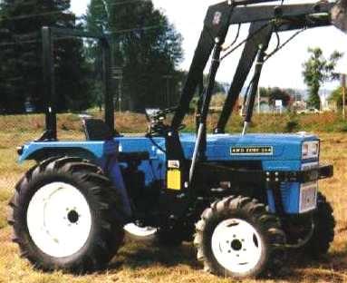 rhino tractor
