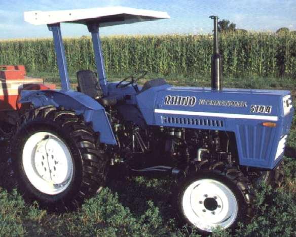 Rhino International 5144 | Tractor & Construction Plant ...