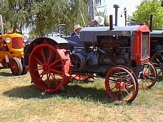 rock island tractor