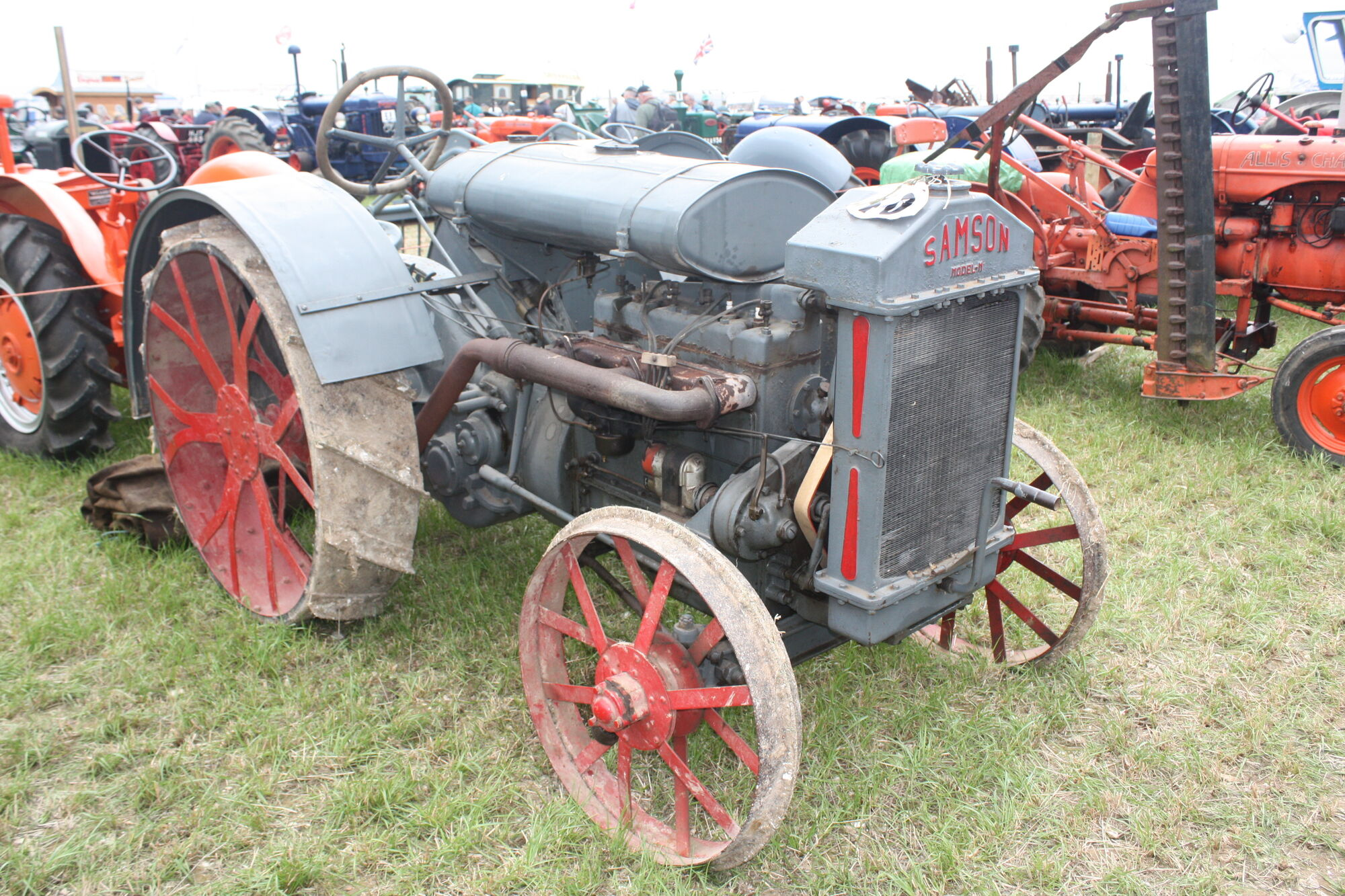 Samson Tractors | Tractor & Construction Plant Wiki ...