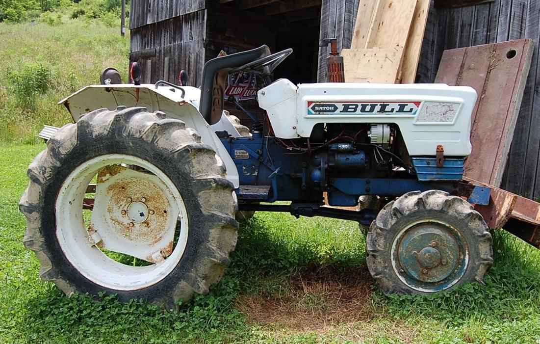 satoh tractor