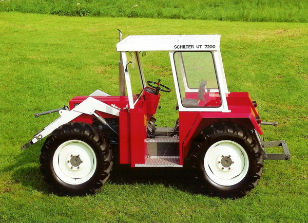 schilter tractor