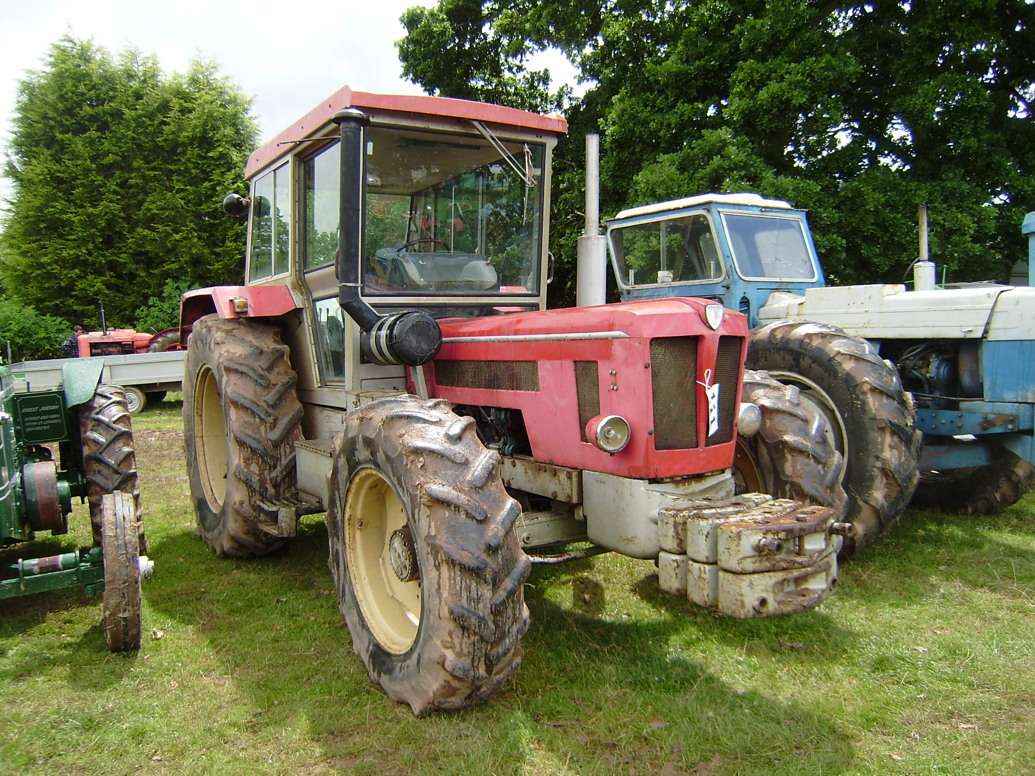 Schluter - Tractor & Construction Plant Wiki - The classic ...