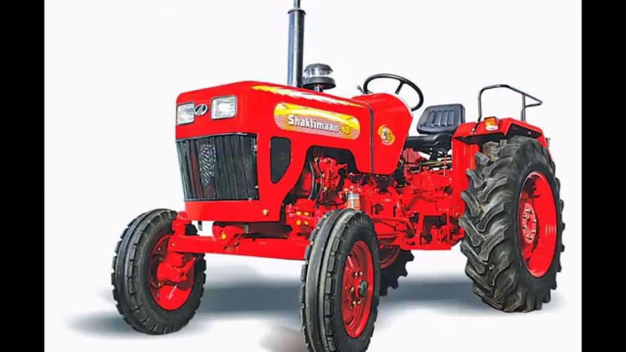 shaktimaan tractor