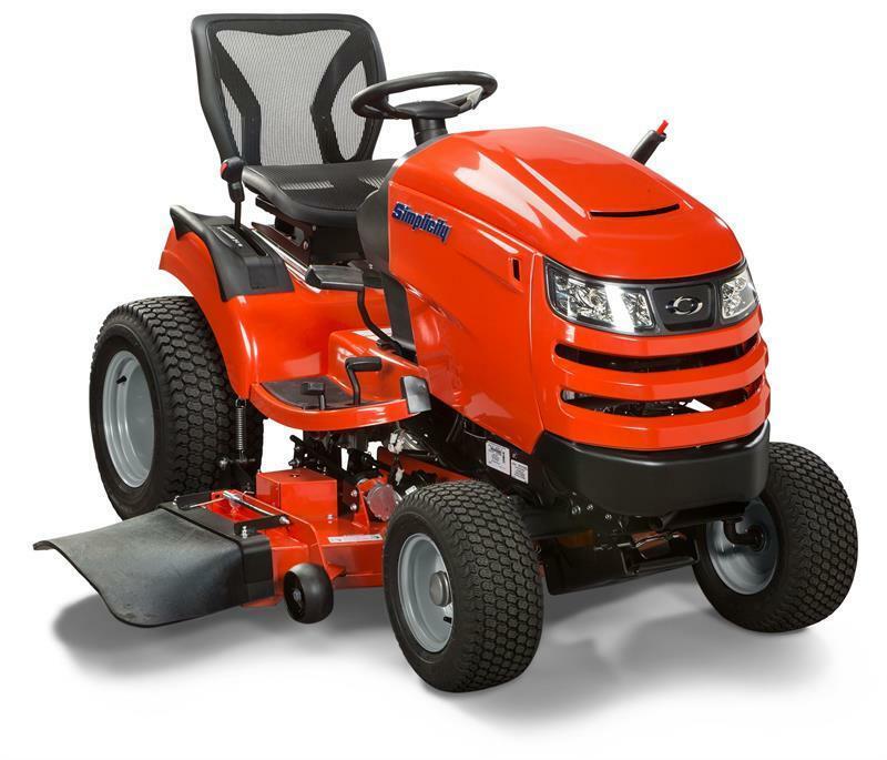 simplicity tractor