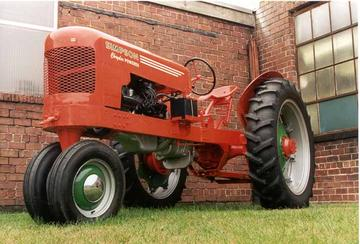simpson jumbo tractor