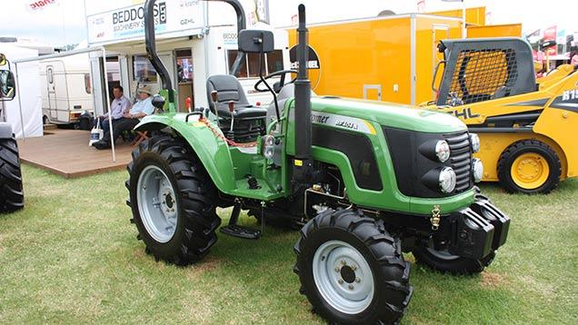 siromer tractor