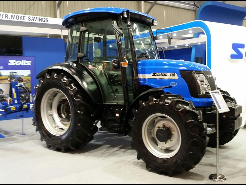 solis solis tractor