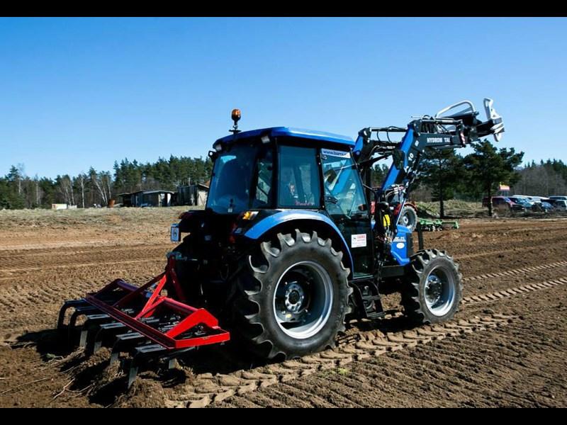 New SOLIS SOLIS 75 2WD Tractors for sale