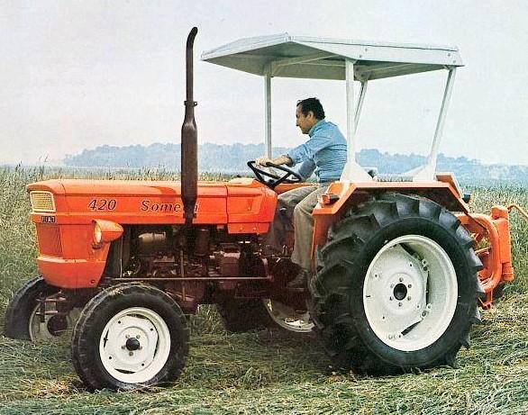 someca tractor