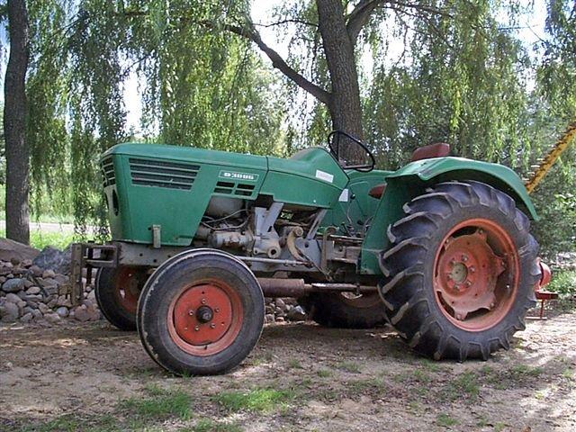 Stihl Tractor | Arboristsite.com