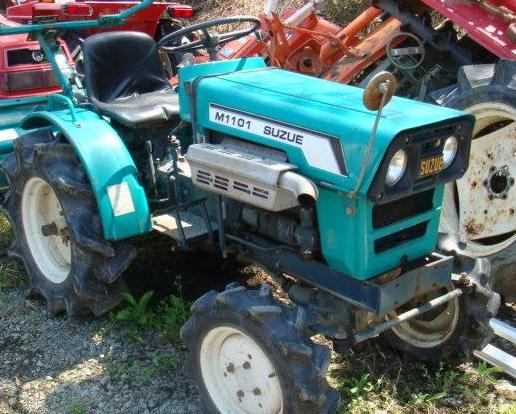 suzue tractor