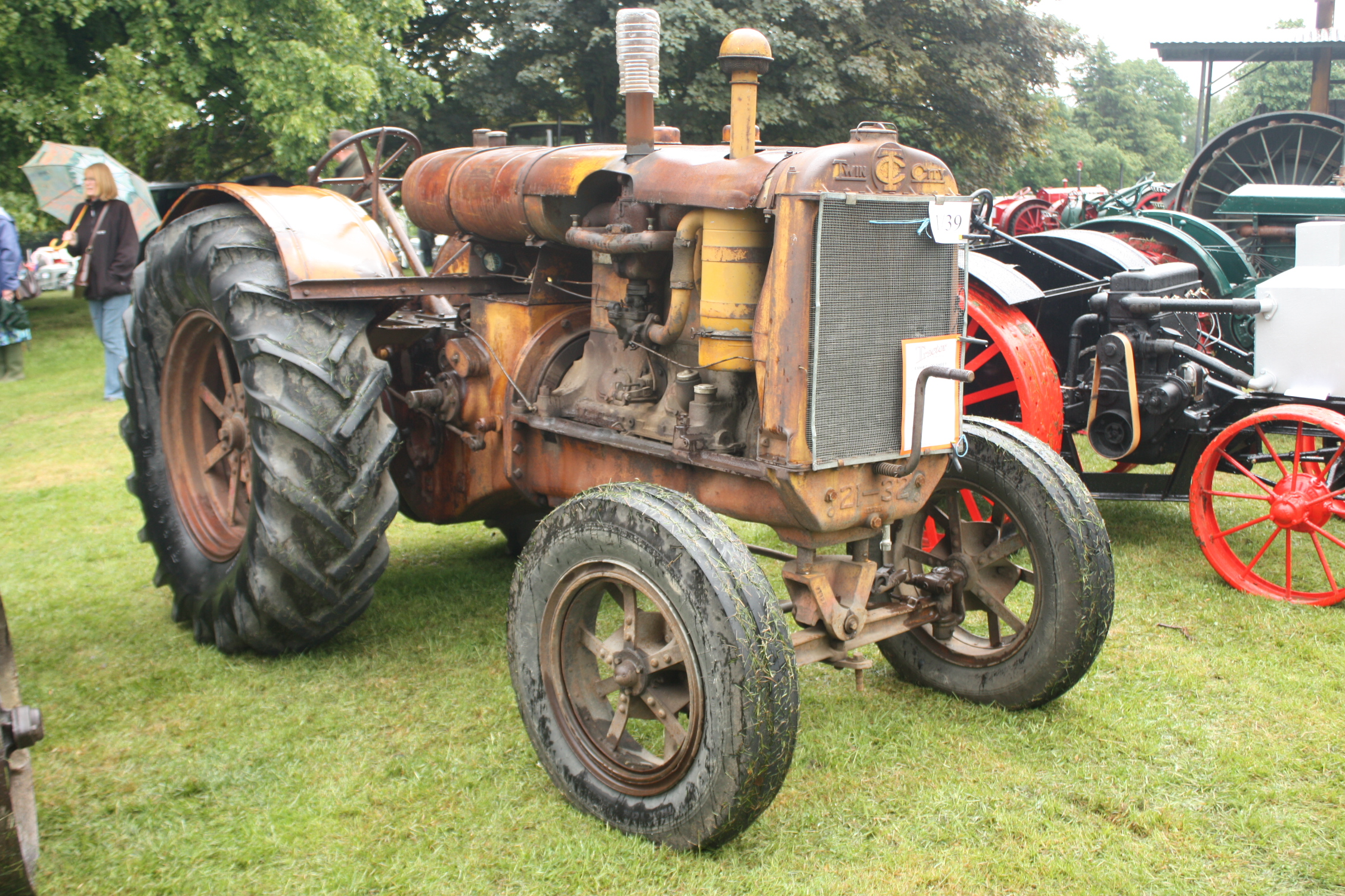 twin city tractor