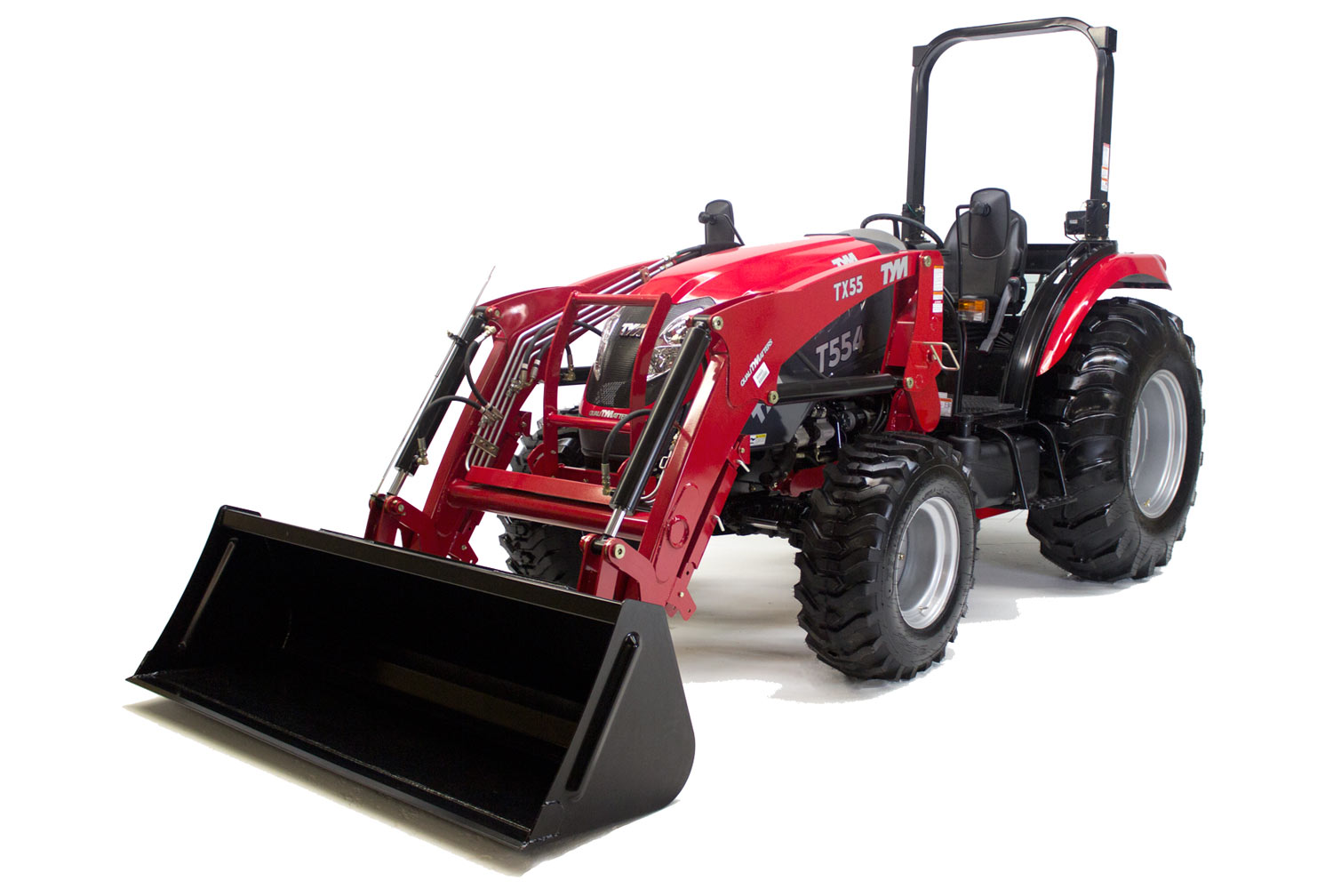 T554 (HST) Compact Tractor - TYM Tractors