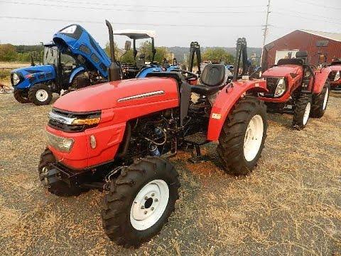 tytan tractor