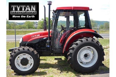 TractorData.com Tytan 754 tractor photos information