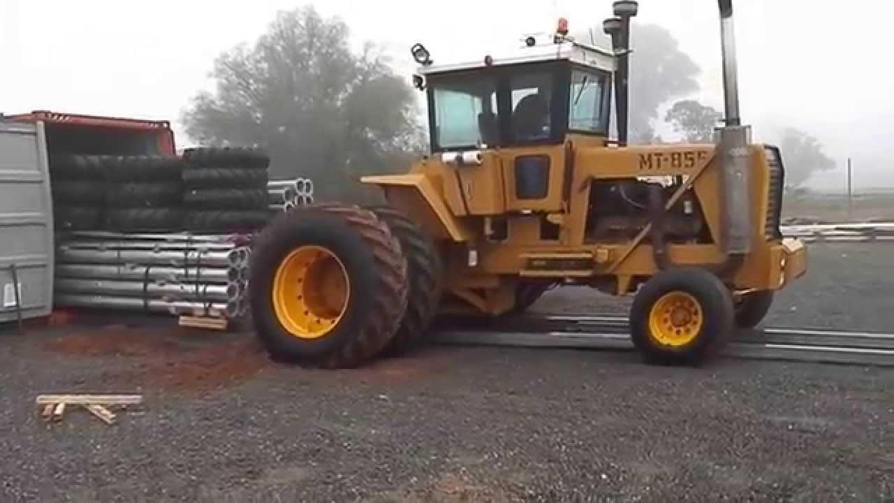 upton tractor
