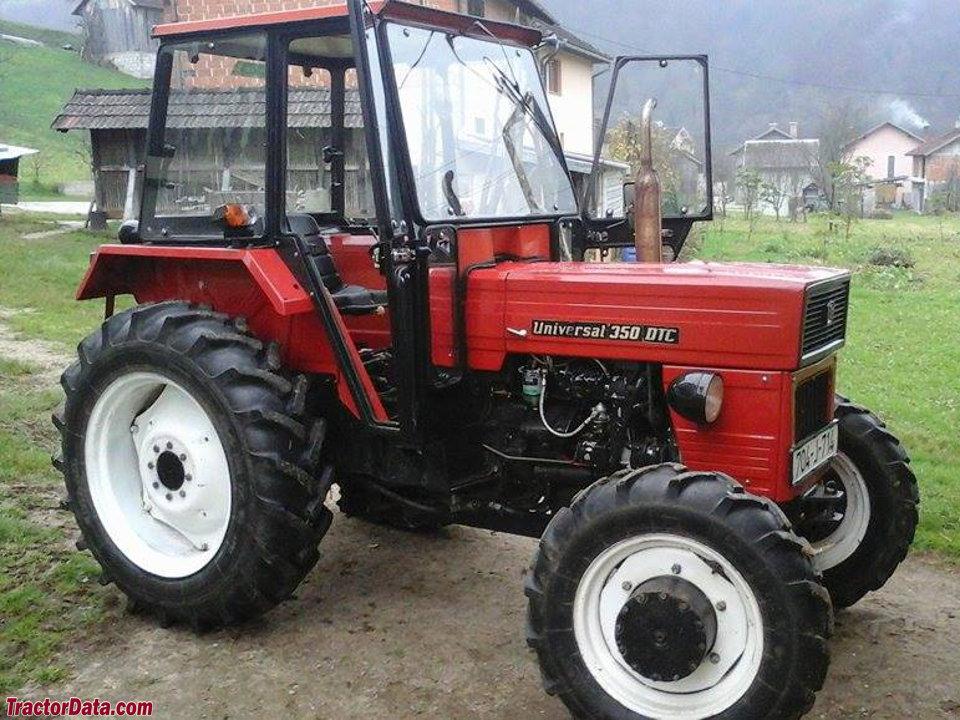 utbuniversal tractor