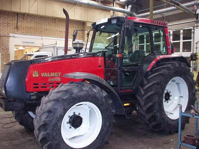 Valmet 8400 E | Tractor & Construction Plant Wiki | FANDOM ...