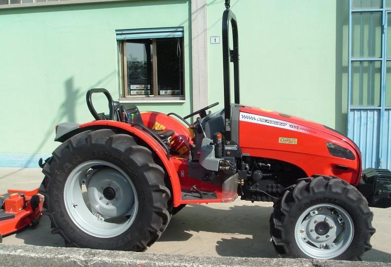Valpadana 1555 | Tractor & Construction Plant Wiki ...