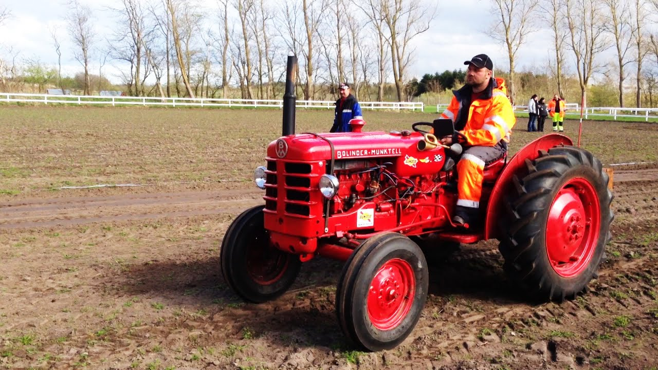 The Power Of Volvo BM Tractors   Tractor Pulling 2015 ...