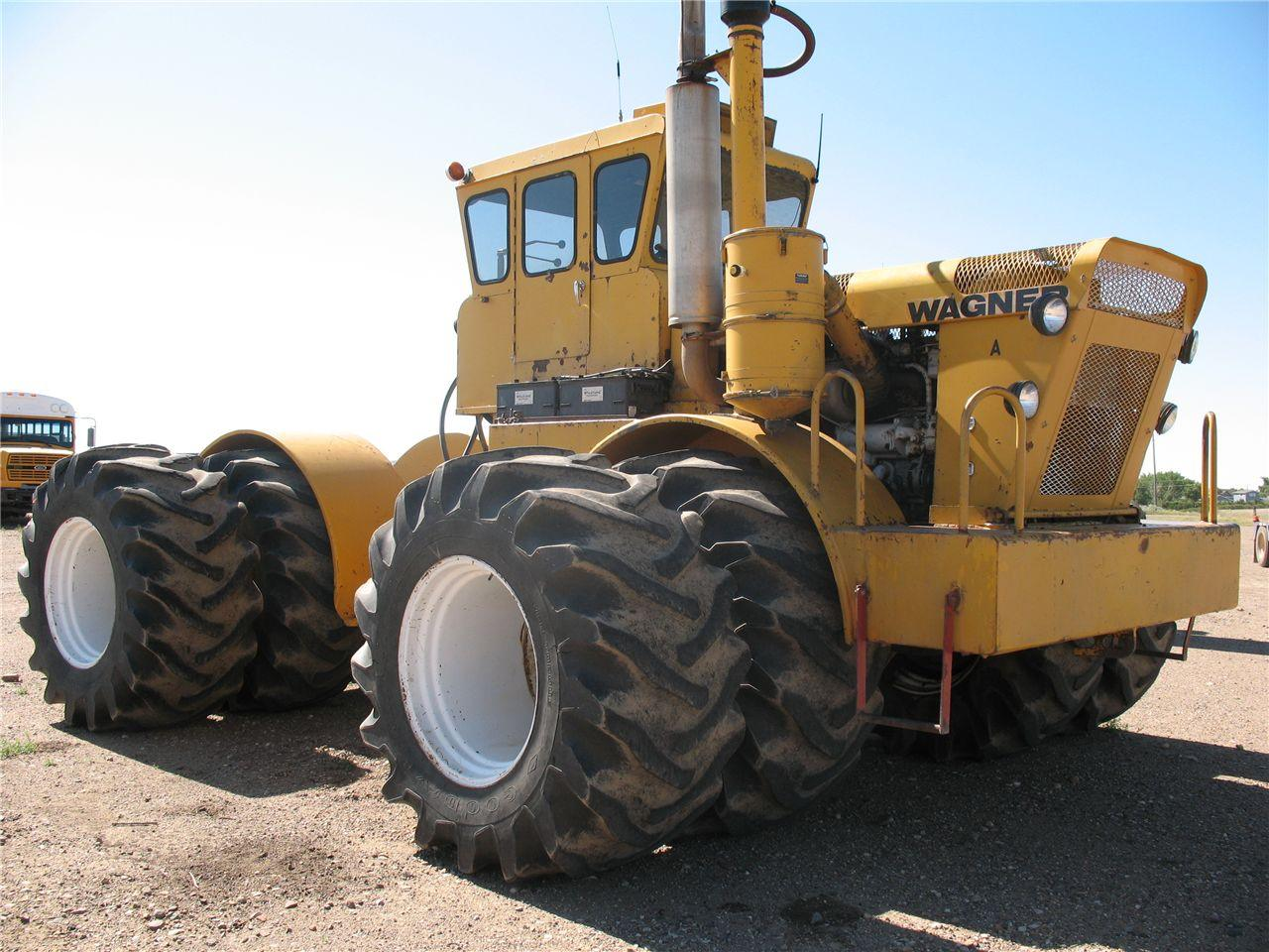 wagner tractor