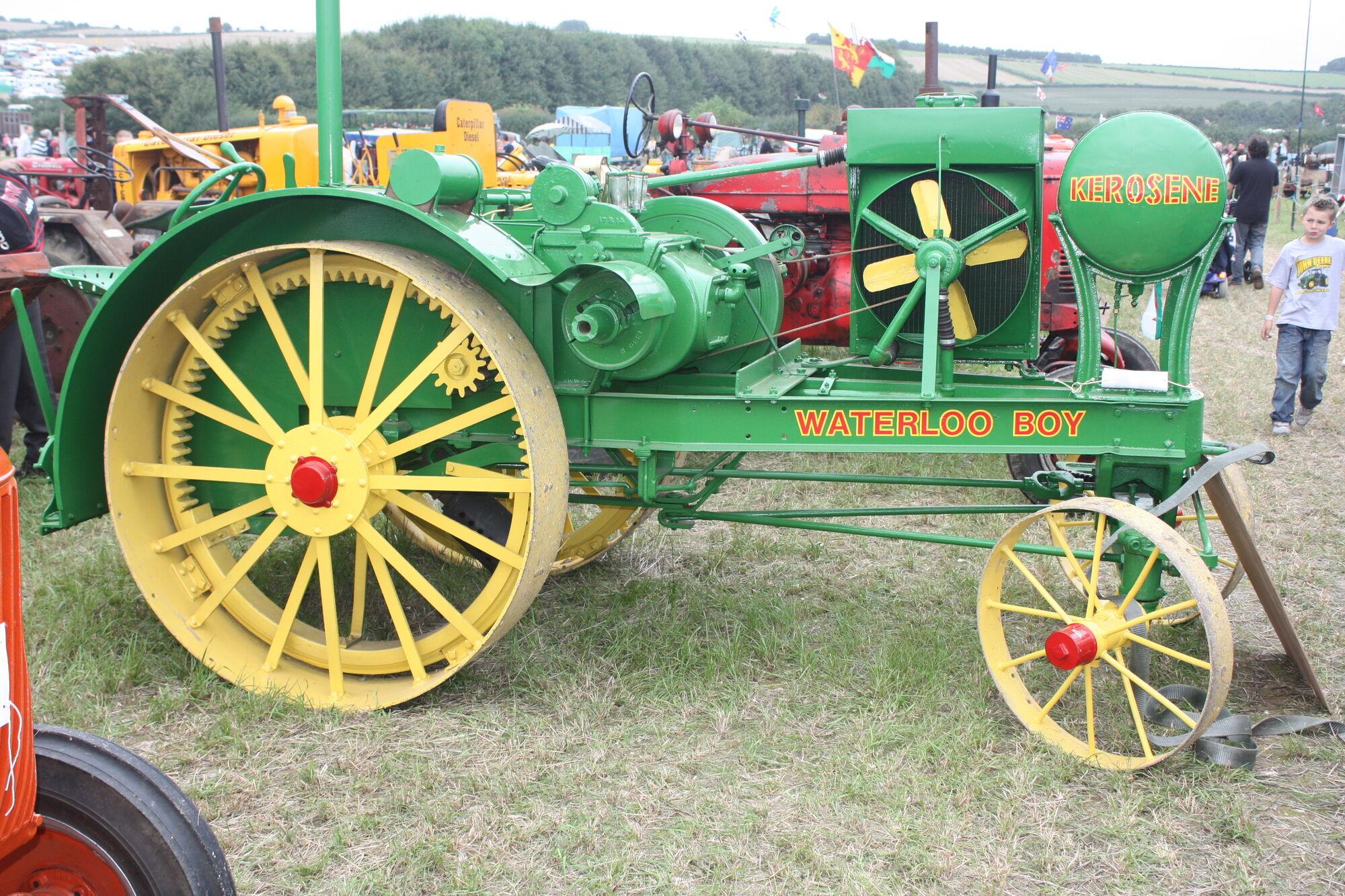 Waterloo Boy | Tractor & Construction Plant Wiki | Fandom ...