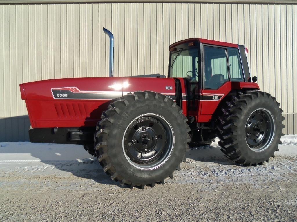 International 6388 Tractor | Wisconsin Tractor