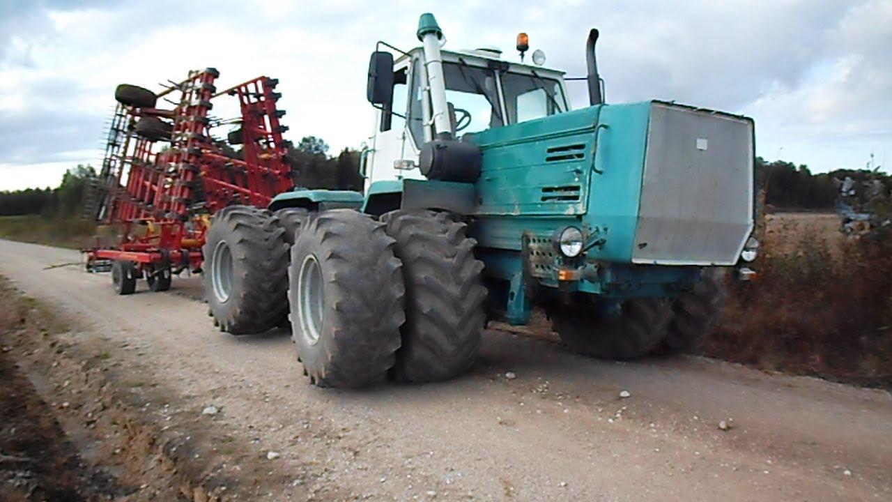xtz tractor