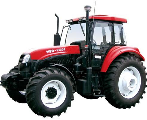 YTO X1004 | Tractor & Construction Plant Wiki | Fandom ...