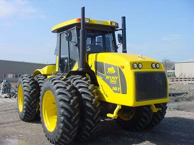 zanello tractor