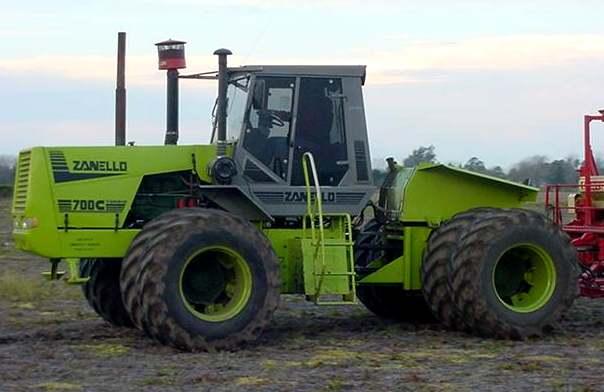 Zanello 700 C | Tractor & Construction Plant Wiki | FANDOM ...
