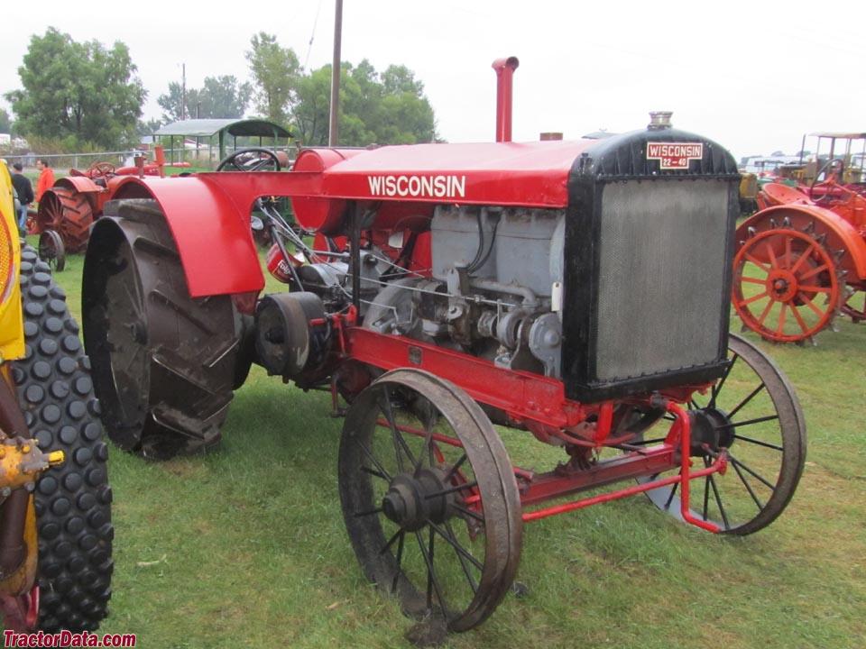 wisconsin tractor farm tractors