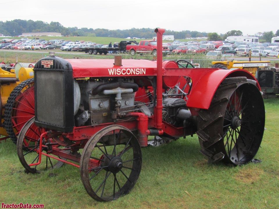 TractorData.com Wisconsin Tractor 22-40 tractor photos information