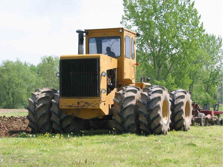 woods & copeland farm tractors