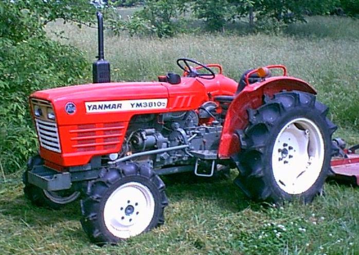 yanmar farm tractors