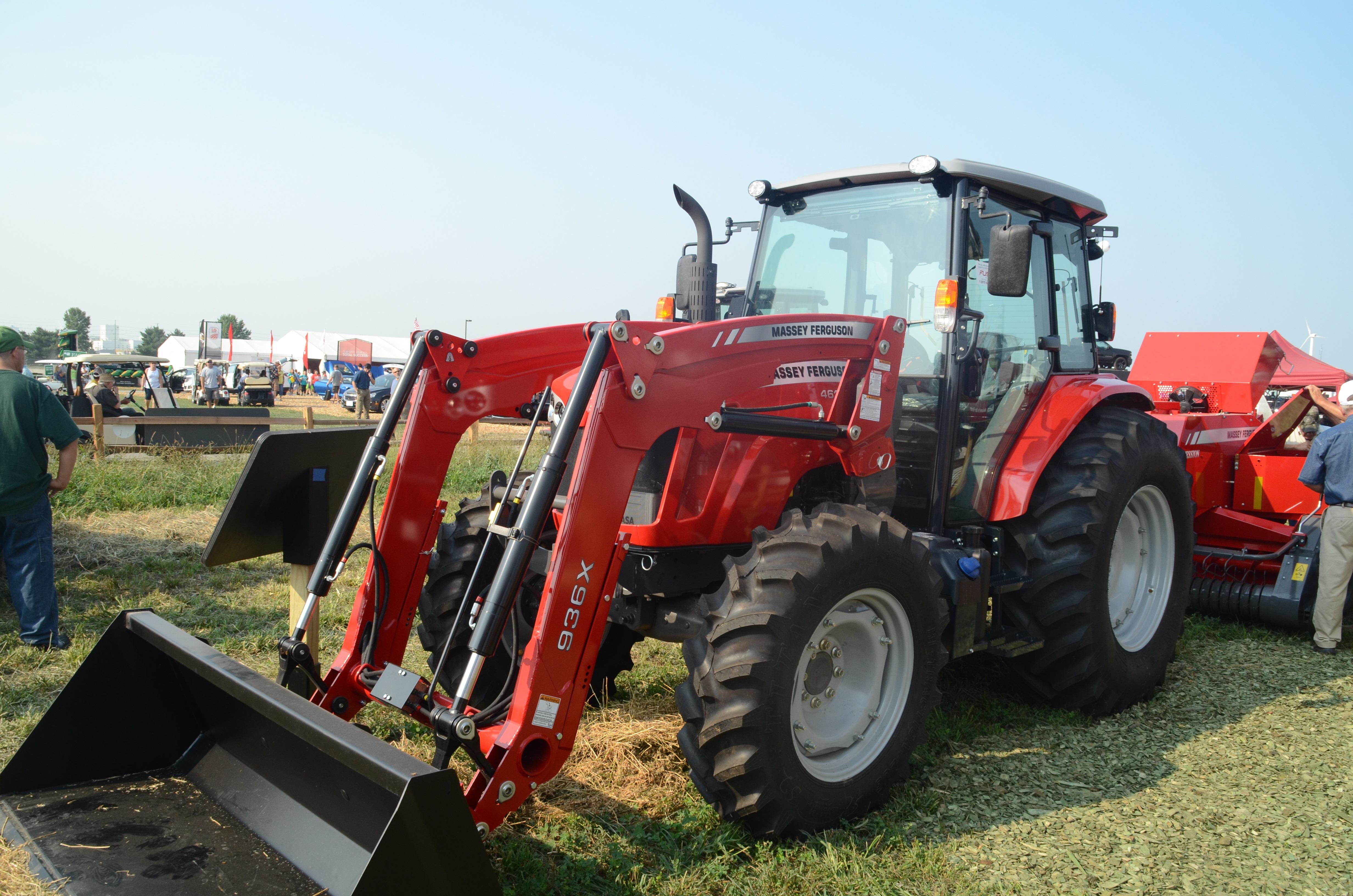 agco farm tractors