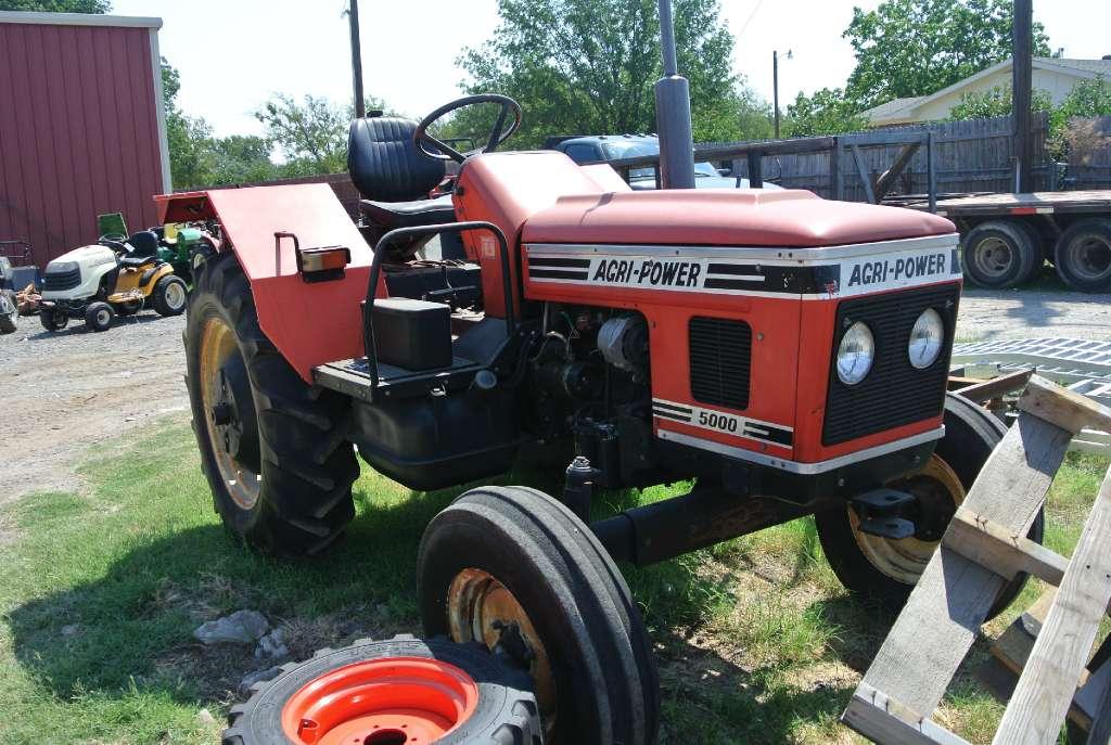 Used Farm Tractors AGRI-POWER 5000 BIG RED'S EQUIPMENT SALES & RENTALS