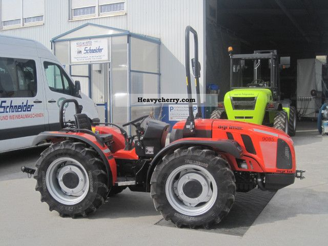 2011 Other Agria Hispania AGRIMAC- Agricultural vehicle Tractor photo