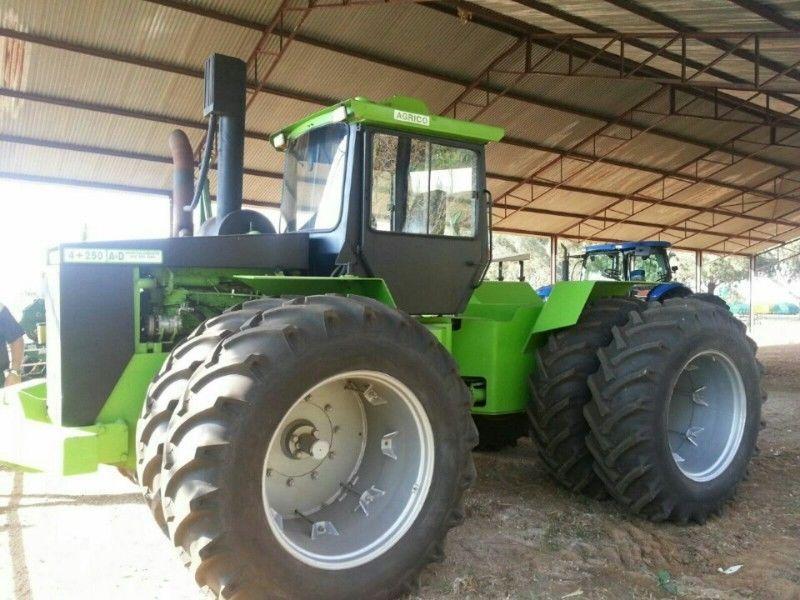 agrico farm tractors