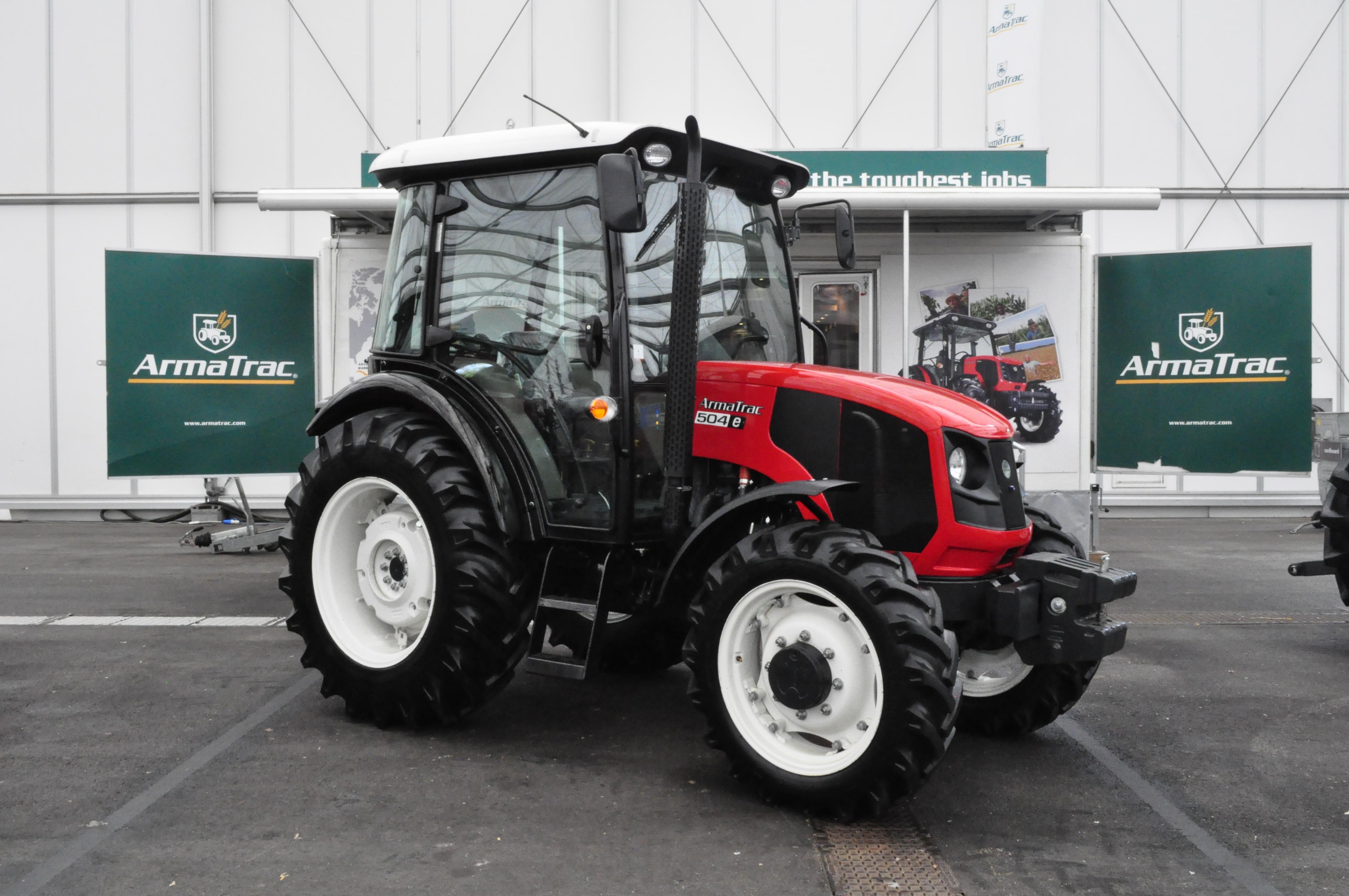 armatrac farm tractors