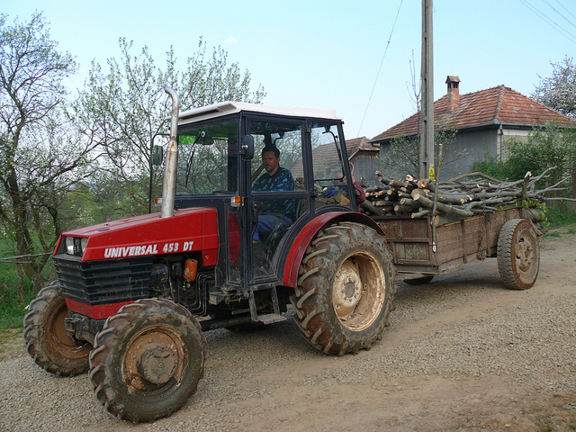 Tractor UNIVERSAL 453 DT | Flickr - Photo Sharing!