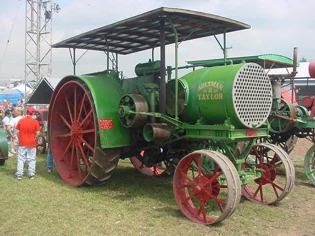 aultman & taylor farm tractors