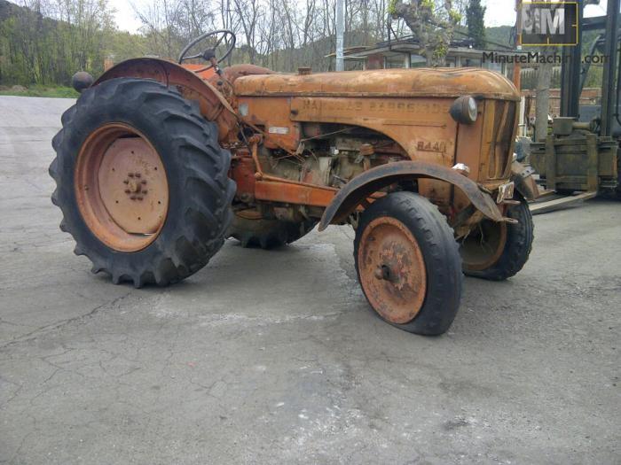 barreiros farm tractors