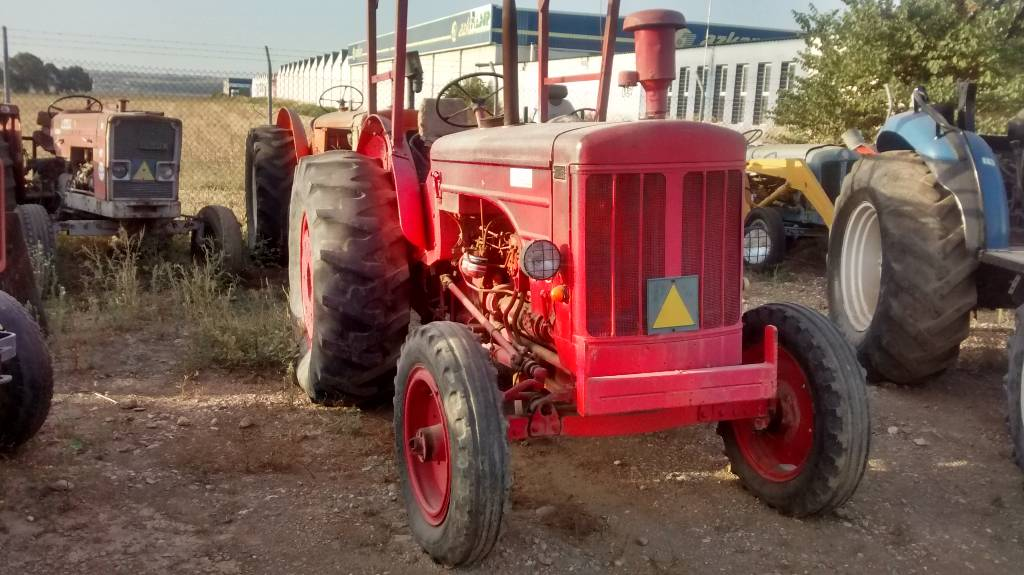 Used Barreiros R545 janome tractors Year: 1960 Price: $1,605 for sale ...